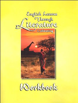 English Lessons Through Literature Level C Vertical Cursive Workbook