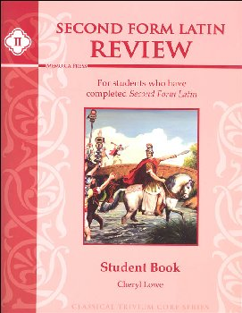 Second Form Latin Review Student Book