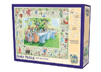 Alice's Adventures in Wonderland Puzzle (400 piece)