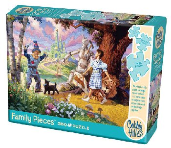 Wizard of Oz Puzzle (350 piece)