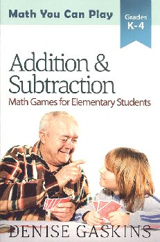 Addition & Subtraction: Math Games for Elementary Students