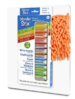 Wonder Stix Kit - 2-Sided Board With 12 Wonder Stix