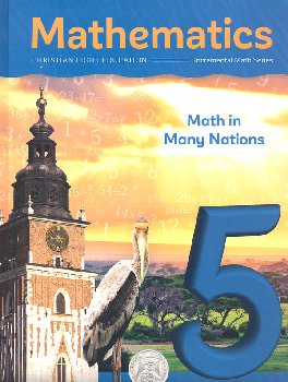 Mathematics Grade 5 Textbook: Math in Many Nations