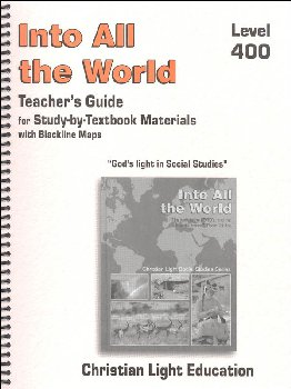 Social Studies 400 Teacher's Guide (for Textbook)