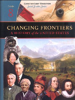 Social Studies Grade 8 Textbook: Changing Frontiers