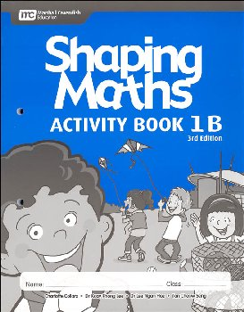 Shaping Maths Activity Book 1B 3rd Edition