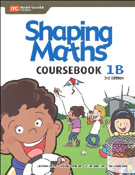 Shaping Maths Coursebook 1B 3rd Edition