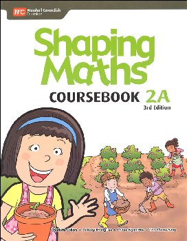 Shaping Maths Coursebook 2A 3rd Edition