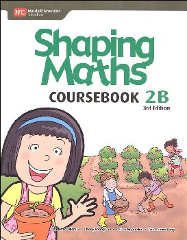 Shaping Maths Coursebook 2B 3rd Edition