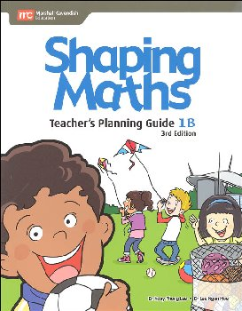 Shaping Maths Teacher's Planning Guide 1B 3rd Edition