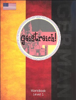 Geistreich! German Level 1 Workbook (Brilliant Foreign Languages)