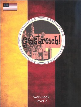 Geistreich! German Level 2 Workbook (Brilliant Foreign Languages)