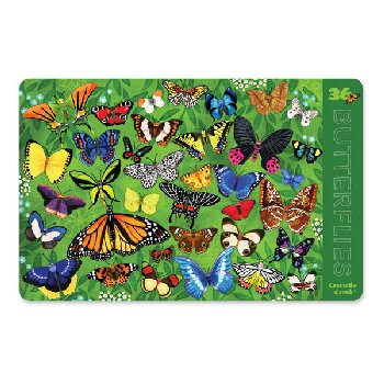 Butterflies Two-Sided Placemat