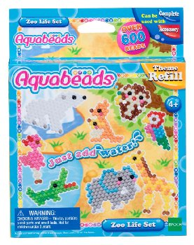 Aquabeads Zoo Life Set