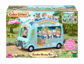 Sunshine Nursery Bus (Calico Critters)