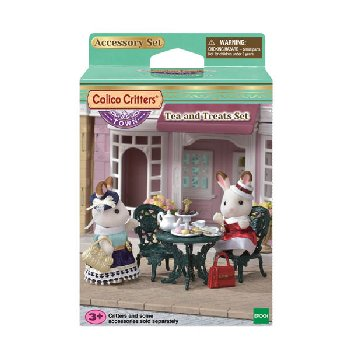 Tea and Treats Set (Calico Critters)