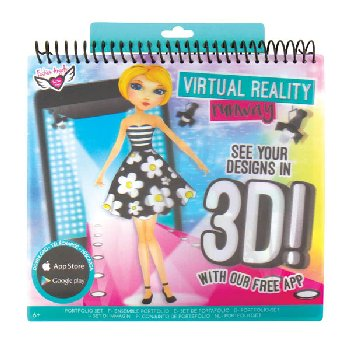 Virtual Reality Portfolio Runway