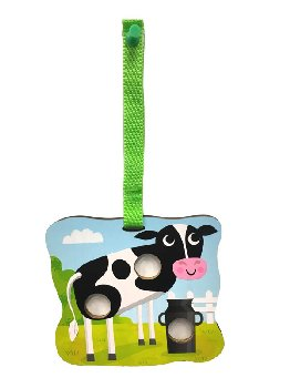Poke-A-Dot! Poppers Cow Family