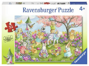 Egg Hunt Children's Puzzle (35 pieces)
