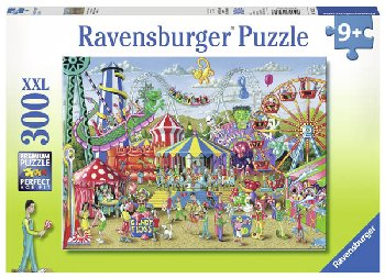 Fun at the Carnival Children's Puzzle (300 pieces)