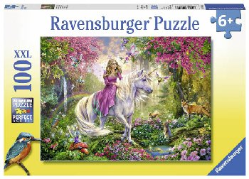 Magical Ride Children's Puzzle (100 pieces)