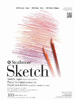 Strathmore Student Sketch Pad (9 x 12)