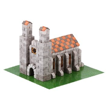 German Church 500 piece Construction Set