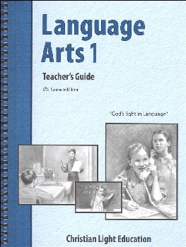 Language Arts 100 Teacher's Guide with answers Sunrise 2nd Edition