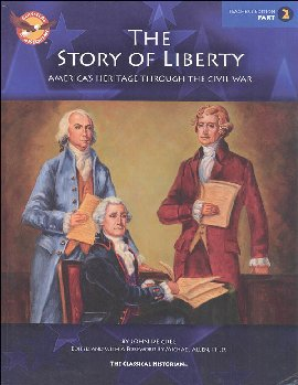 Story of Liberty Workbook: Teacher's Edition, Part 2