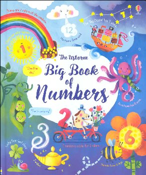 Big Book of Numbers (Usborne)