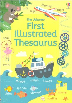 First Illustrated Thesaurus (Usborne)