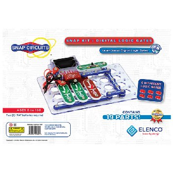 Snap Circuits Logic Gates