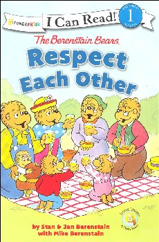 Berenstain Bears Respect Each Other (I Can Read! Beginning 1)