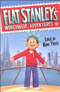 Flat Stanley's #15: Worldwide Adventures - Lost in New York