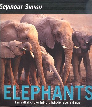 Elephants (Seymour Simon)