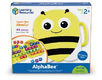 AlphaBee Learning Activity Set