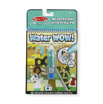 Water Wow! On the Go - Occupations