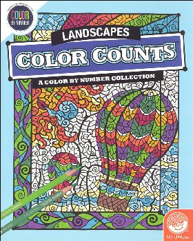 Color Counts - Landscapes