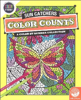 Color Counts - Sun Catchers