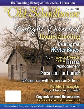 Family Education Magazine - Winter 2018