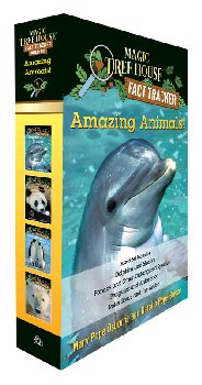 Amazing Animals! Boxed Set (Magic Tree House Fact Tracker)
