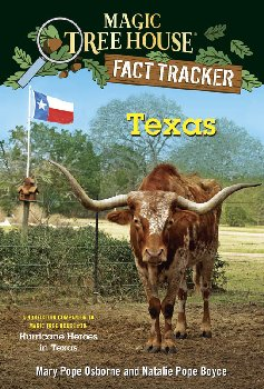 Texas (Magic Treehouse Fact Tracker)