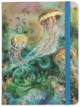 Jellyfish Journal (Mid-Size Journal)