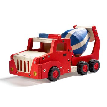 Cement Mixer Truck Kit