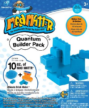 Mad Matt*r Quantum Packs (Go Crazy Dough) - Blue