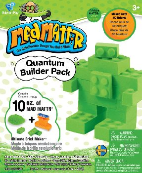 Mad Matt*r Quantum Packs (Go Crazy Dough) - Green