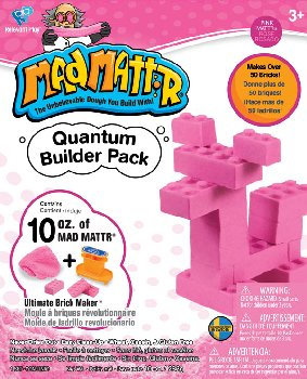Mad Matt*r Quantum Packs (Go Crazy Dough) - Pink
