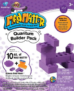 Mad Matt*r Quantum Packs (Go Crazy Dough) - Purple