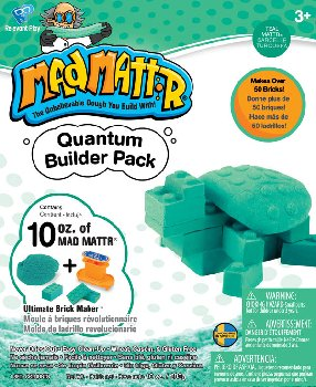 Mad Matt*r Quantum Packs (Go Crazy Dough) - Teal