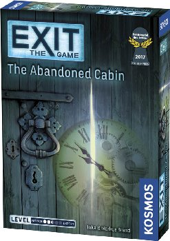 Abandoned Cabin (Exit the Game)